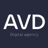 Логотип компании «AVD»