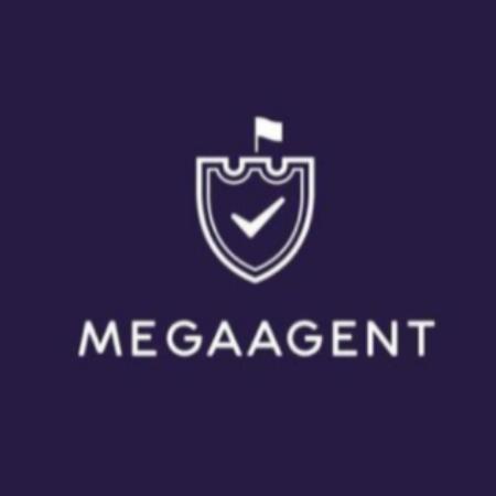 Логотип компании «megaagent»