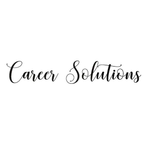Логотип компании «Career Solutions»