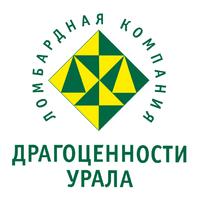 Логотип компании «Драгоценности Урала»