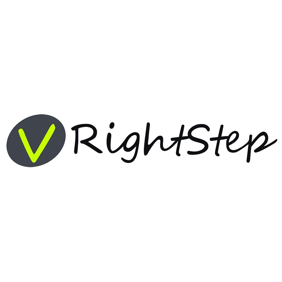 Логотип компании «Rightstep»