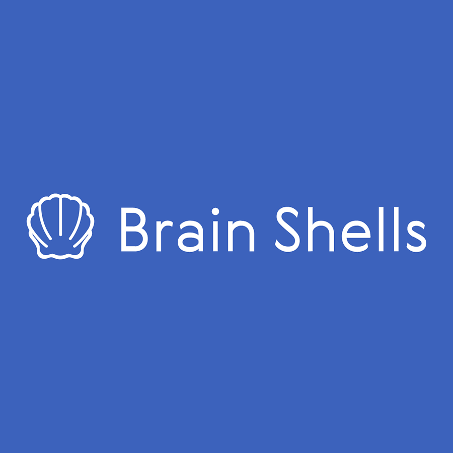 Логотип компании «Brain Shells»