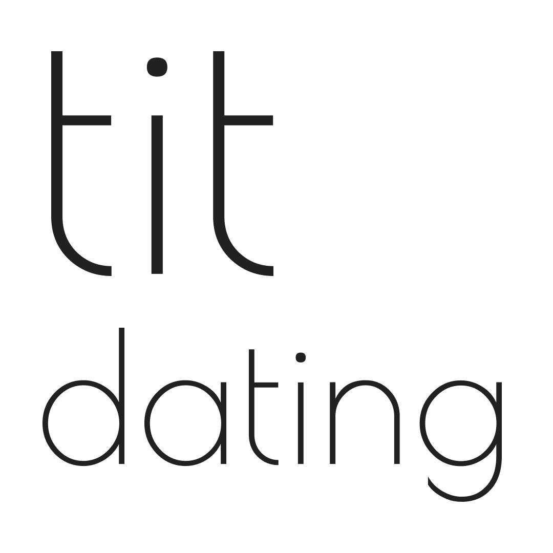 Логотип компании «Tit Dating»