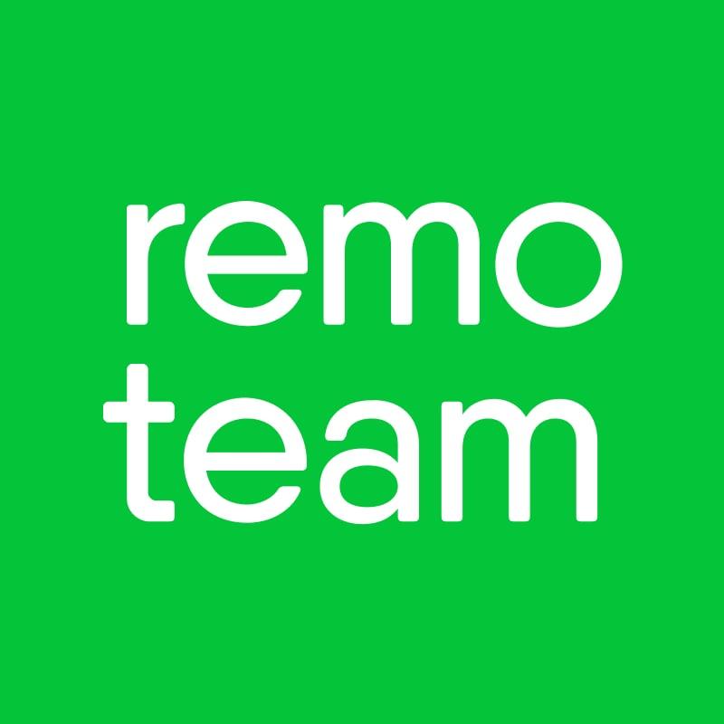 Логотип компании «Remoteam»