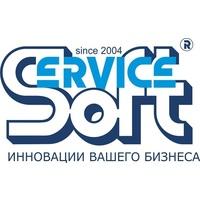 Логотип компании «ГК ServiceSoft»