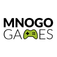 Логотип компании «MNOGOGAMES»
