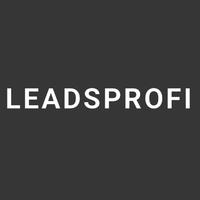 Логотип компании «LeadsProfi»