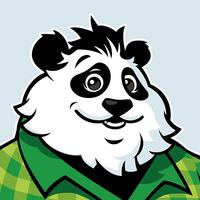 Логотип компании «Папа Панда»