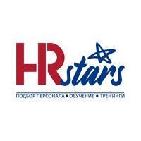 Логотип компании «HR Stars»