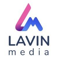 Логотип компании «Lavin Media»
