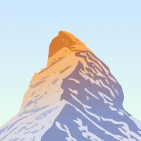 Логотип компании «PeakVisor»