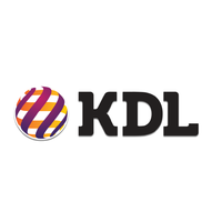 Логотип компании «KDL»
