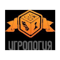 Логотип компании «Игрология»