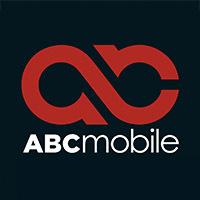 Логотип компании «ABC Mobile»
