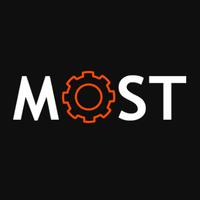 Логотип компании «MOST»