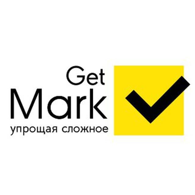 Логотип компании «GetMark»