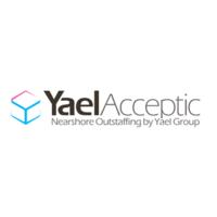 Логотип компании «Yael Acceptic»
