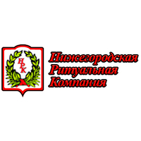 Логотип компании «Нижегородские Ритуальные Услуги»