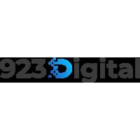 Логотип компании «923 Digital»