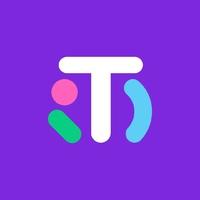 Логотип компании «Онлайн школа Тетрика»