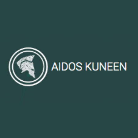 Логотип компании «Aidos Kuneen»