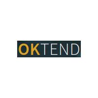 Логотип компании «OKTEND»