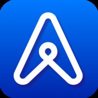 Логотип компании «Active-Friends»