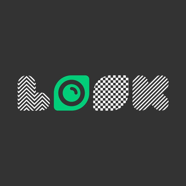 Логотип компании «Look digital signage»