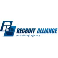 Логотип компании «Recruit Alliance»