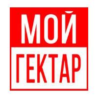 Логотип компании «УК «Мой Гектар»»
