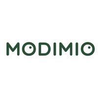 Логотип компании «Модимио»