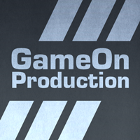 Логотип компании «GameOn Production»