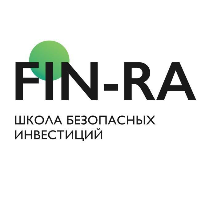 Логотип компании «FIN-RA»