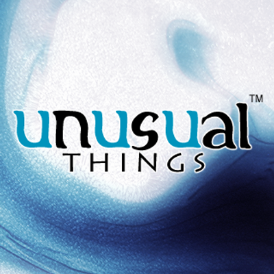 Логотип компании «Unusual Things»