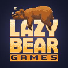 Логотип компании «Lazy Bear Games»