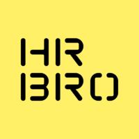 Логотип компании «HR BRO»