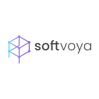 Логотип компании «Softvoya»