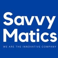 Логотип компании «SavvyMatics»