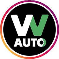 Логотип компании «VVauto»