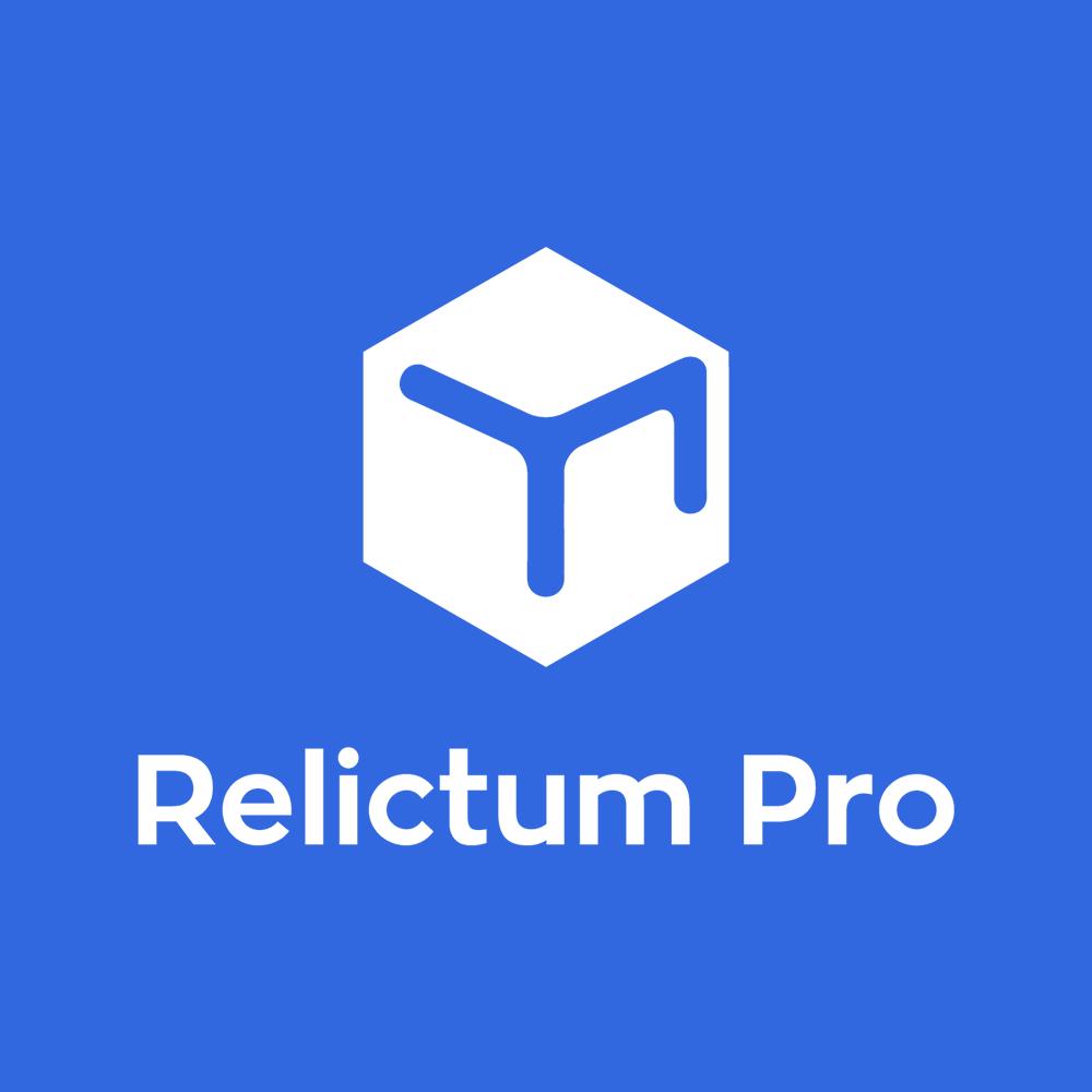 Логотип компании «Relictum Pro»