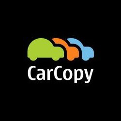 Логотип компании «CarCopy»