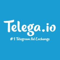 Логотип компании «Telega In»