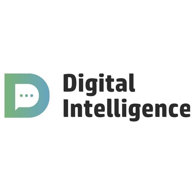 Логотип компании «Digital Intelligence»