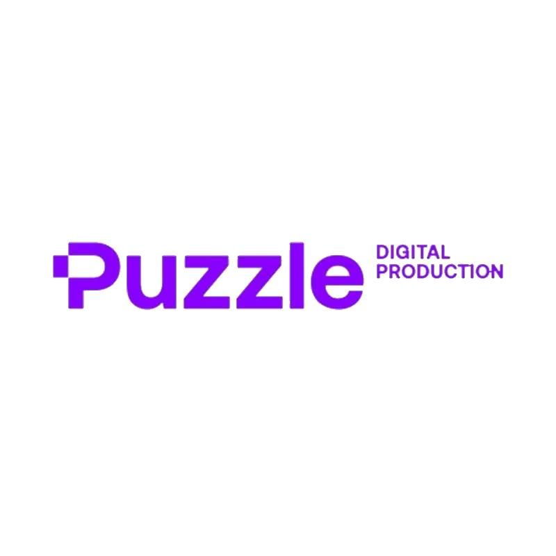 Логотип компании «Puzzle Studio»