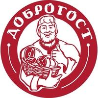 Логотип компании «Доброгост»