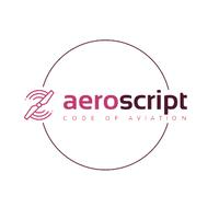 Логотип компании «НИЦ Аэроскрипт»