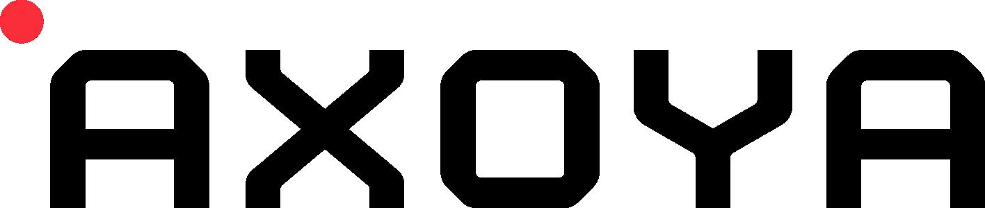 Логотип компании «AXOYA»