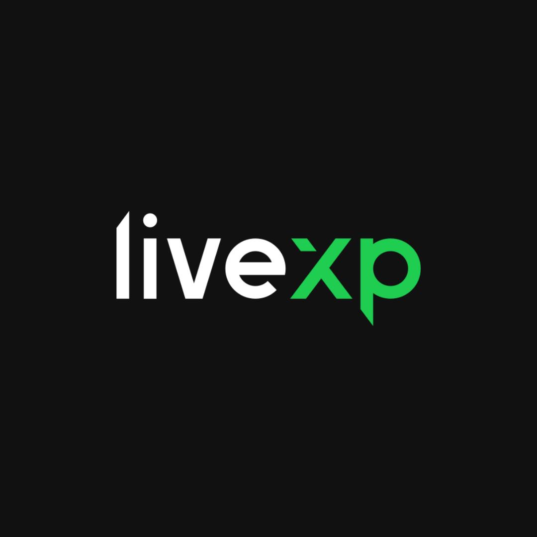 Логотип компании «Livexp»