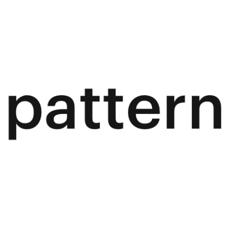 Логотип компании «Pattern»