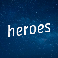 Логотип компании «Heroes»